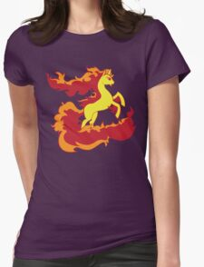 My Little Rapidash Womens Fitted T-Shirt