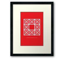 Design 50 Framed Print