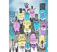 A Few Good Monsters Photographic Print