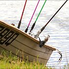 Ready for Fishing by Tricia Birt