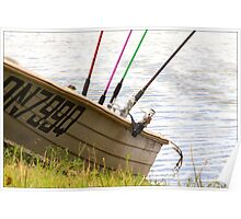 Ready for Fishing Poster