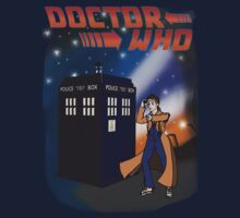 Back To The TARDIS Kids Tee