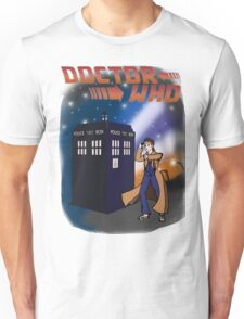 Back To The TARDIS Unisex T-Shirt