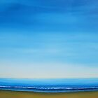 """""""Ocean View""""  (Image of an Oil Painting) by LBMcNicoll"""