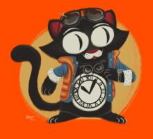 Time-Cat Kids Clothes