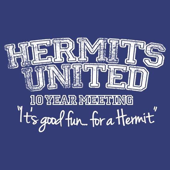 TShirtGifter presents: Hermits United