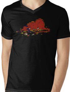 Sher-maug Holmes V 1.0 Mens V-Neck T-Shirt