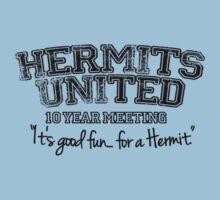 Hermits United by 17seventeen