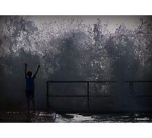 Wave Charmer Photographic Print