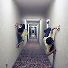 Crawling the walls... by Gary Cummins