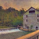 Kern's Mill by Pat Abbott