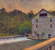 Kern's Mill by Pat Abbott