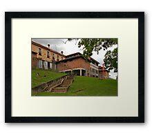 The Asylum #4 Framed Print