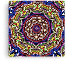 Cascarones Canvas Print