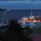 Beautiful Tasmania - Strahan at dawn - a panorama by georgieboy98