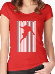 Sherlock: Reichenbach Women's Fitted Scoop T-Shirt