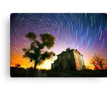 History of the Universe Canvas Print
