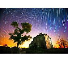 History of the Universe Photographic Print