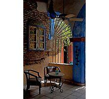 Cantina Corner Photographic Print