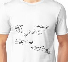 fifth harmony signatures Unisex T-Shirt