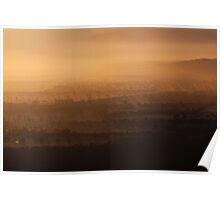 Golden View Poster