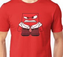 Anger (Inside Out) Unisex T-Shirt