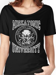 Miskatonic University Women's Relaxed Fit T-Shirt