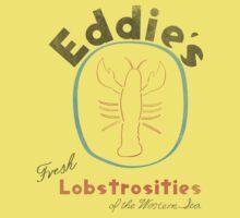 Eddie's Fresh Lobstrosities of the Western Sea One Piece - Short Sleeve