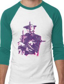The Wood Men's Baseball ¾ T-Shirt