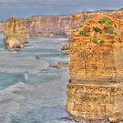 12 APOSTLES, GREAT OCEAN ROAD VICTORIA by Andrew  MCKENZIE