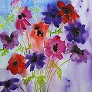 Anemones by © Pauline Wherrell
