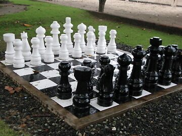 Live Chess 1 by Jackson Howell