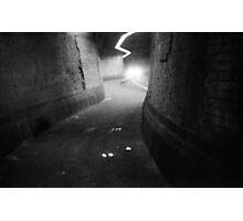 under ground Photographic Print