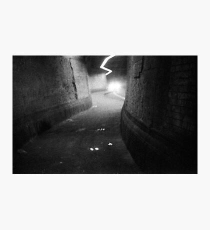 under ground Photographic Print
