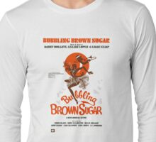 BUBBLING BROWN SUGAR (vintage illustration) Long Sleeve T-Shirt