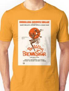 BUBBLING BROWN SUGAR (vintage illustration) Unisex T-Shirt