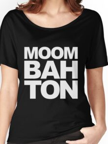 Moombahton Block Women's Relaxed Fit T-Shirt