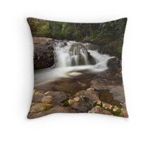 Kaiate ridge fall drift Throw Pillow
