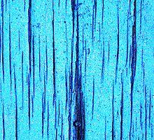 Cracked Paint 2  by Ian Jeffrey