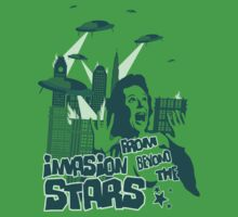 Invasion from beyond the stars One Piece - Short Sleeve