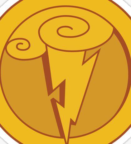 Hercules Symbol of the Gods Sticker