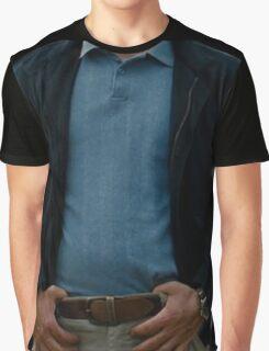 CIA Shirt Graphic T-Shirt