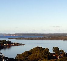 Beautiful Tasmania - Macquarie Harbour panorama by georgieboy98
