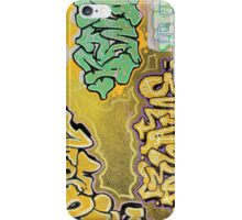 manic iPhone Case/Skin