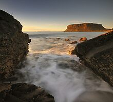 Between the Boulders by Stephen Gregory