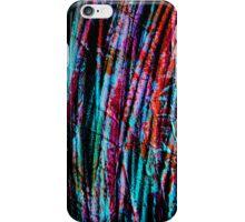 Paint Grunge  iPhone Case/Skin