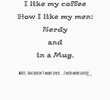 Nerd Coffee Unisex T-Shirt