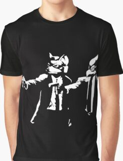 Pulp Fox-tion Graphic T-Shirt
