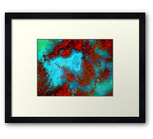 Sea Trumpet Framed Print