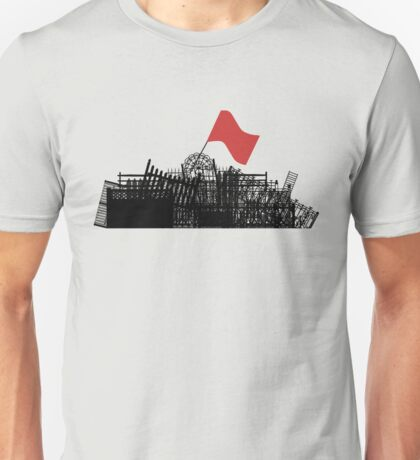 The Barricade Arises (Without Text) Unisex T-Shirt
